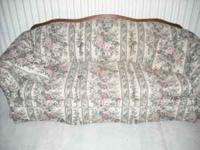 Very clean couch and Lovset James  E-mail or call no