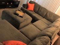 I need to sell my beautiful sectional. This also