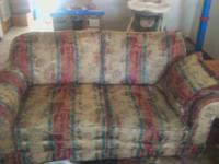 one loveseat and one couch for grabs im asking 25