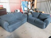 blue couch for sell, call me for more info. call me at