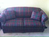 Couch / Sofa bed for sale - EXCELLENT CONDITION  color: