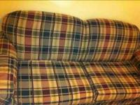 This is a couch with fold out bed .couch is in great