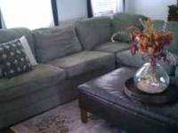 LA-Z-BOY Sectional Sleeper Sofa in GREAT condition.