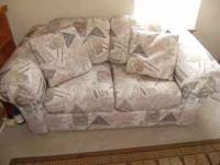 For Sale is Couch, Love Seat, and Chair- Ottoman moving