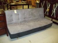 We have several new couches that came in on a truck