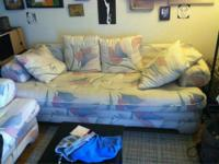 Moving and need it gone! Great couch set of 3 for 350$.