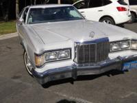 1977 Mercury Cougar xr7 original owner 75600 miles