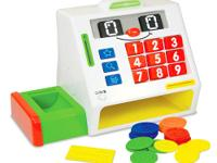 Our Count & Learn ATM Machine will guide your child