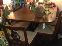 Gorgeous Counter Height Dining Set in Dark Cappuccino