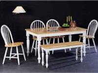 I am selling my 'Country Style', classic dining table