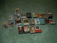 36 tapes lester flatt ricky skaggs willie nelson sr