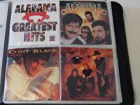 Country CDs From the 90s 68 In All Asking $ 1.00 & Up