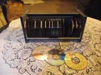 I have over 70 cds. Mostly country music. A few have