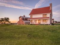 Country Charm! Prominently set on 9.68+/- acres, this 3