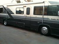 1991 Country Coach Sedona 36' Diesel Pusher, $32,900