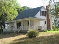 Country Home: 21 partially wooded acres.  This property