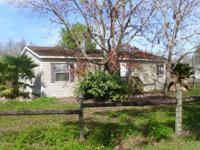 Affordable Country Living! One spacious mobile home