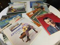 Eddie Arnold, 12 Albums plus 1 Box Set(6 records) Like