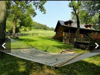 Gorgeous cabin located in Dundee Ohio and has