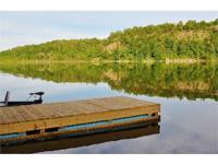 30.84 acres, 536' lakefront on Payne Lake NY, 500'