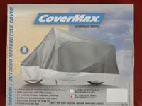 This is a brand NEW, unused, and undamaged CoverMax