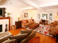 This spacious 5-bedroom home is situated on a quiet