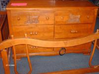 1950's Virginia House Furniture Co bedroom suite sold