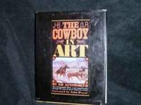 Cowboy in Art by Ed Ainsworth The unforgettable