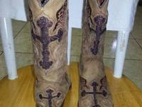 I purchased these boots about 2 months ago wore them