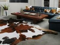 Facebook: Cowhide Rugs We carry Brazilian Tanned