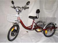 Type: Bicycle Type: 3 WHEEL ELECTRIC BIKE FOR SALE 20""