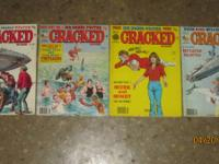 Cracked Collectable Magazines - $2 each  No 153 - Sept