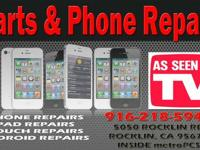 ROCKLIN CRACKED IPAD SCREEN REPAIR...REPAIR GALAXY S3