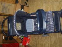 Little rider Graco Stroller with Canopy. Great