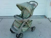 Craco Stroller clean good condition $20.00 Please Call