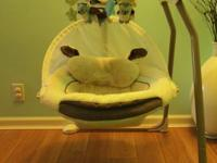 This post is for a fisher price craddle swing. New in