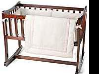My newborn only used this cradle for about a month and
