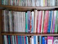 A LOT OF CRAFT BOOKS, QUILT BOOKS, AND MAGAZINES FOR