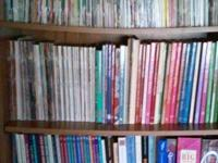A LOT OF QUILT BOOKS, CRAFT BOOKS, AND MAGAZINES, ALL