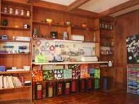 Our facility is specially designed for the crafter in