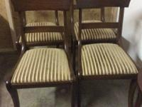 Craftique L P Best # 591 Arm chairs or # 590 side
