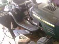 This lawn motor is in very good shape like new only