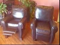 I have two of these Craftmaster recliners, brown