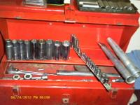 Craftsman... Snap-On...Mac... tools that you can count
