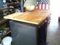 "This Craftsman 10"" Radial Arm Saw comes complete with"