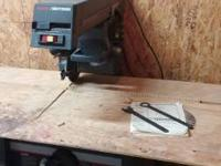 "Sears Craftsman 10"" Radial Arm Saw, complete with"