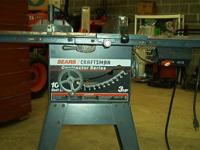 "Specialist 10"" table saw with New (in bundle) DaDo"