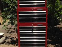 Double wall steel construction, extra deep,