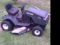 You are looking at a 1994 craftsman riding lawnmower