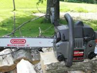This is a nice saw that has been recently serviced. Has